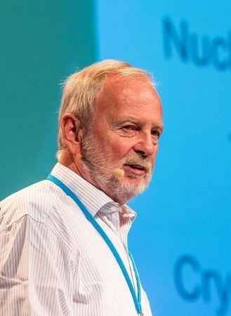 Hartmut Michel Hartmut Michel The Lindau Nobel Laureate Meetings