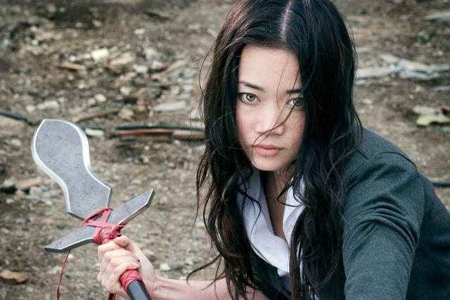 Haruka Abe 47 Ronin actress Haruka Abe speaks about the upcoming film