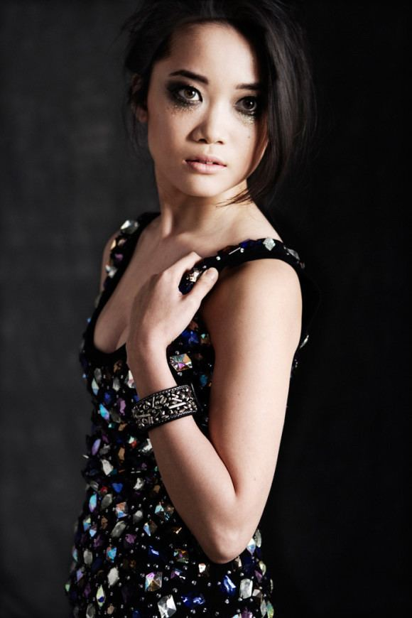 Haruka Abe Everyone wants to know who this beautiful Japanese actress in new