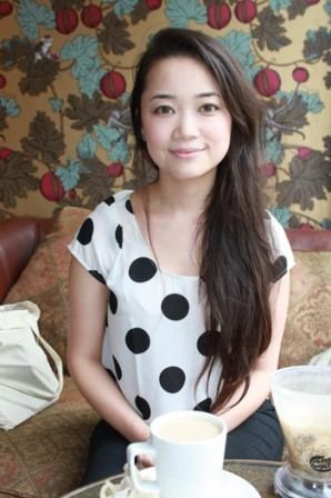 Haruka Abe Japan Society of the UK Haruka Abe Interview with an Actress