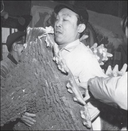 Haruo Nakajima Godzilla 3D News And Info Vote Haruo Nakajima To Monster