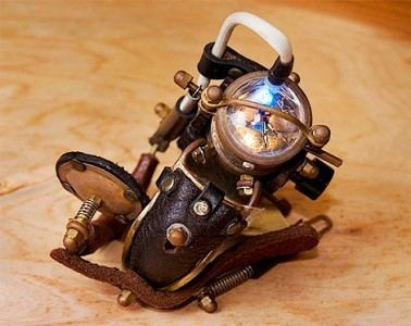 Haruo Suekichi The Steampunk Watchmaker Haruo Suekichi Artistic Things