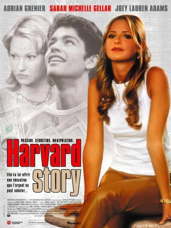 Harvard Man Harvard Man Review Trailer Teaser Poster DVD Bluray