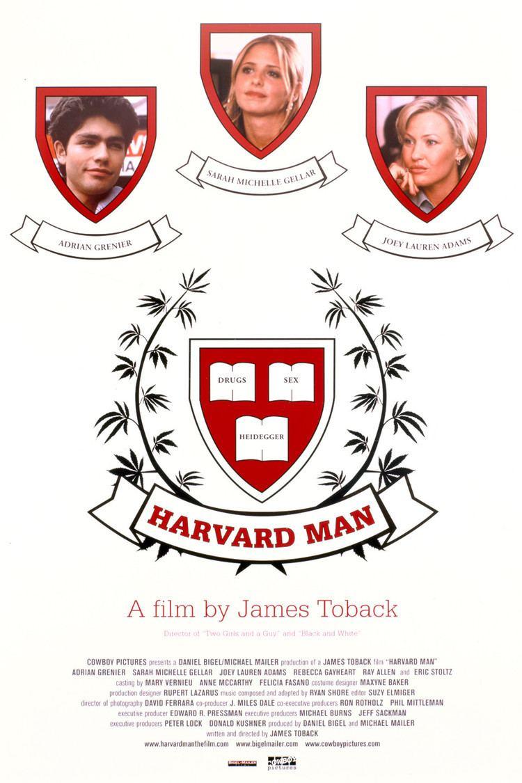 Harvard Man wwwgstaticcomtvthumbmovieposters29961p29961