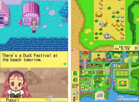 Harvest Moon DS - Alchetron, The Free Social Encyclopedia