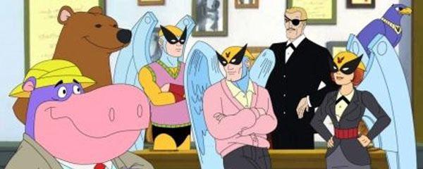 Harvey Birdman, Attorney at Law Harvey Birdman Attorney at Law Cast Images Behind The Voice Actors