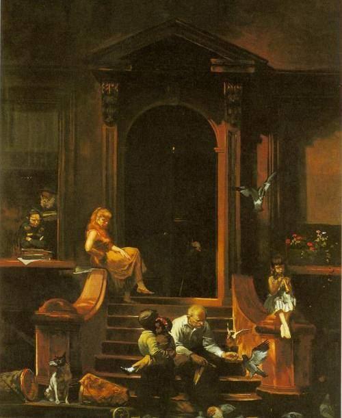 Harvey Dinnerstein Oil PaintingsOil Paintings Reproductions Discount