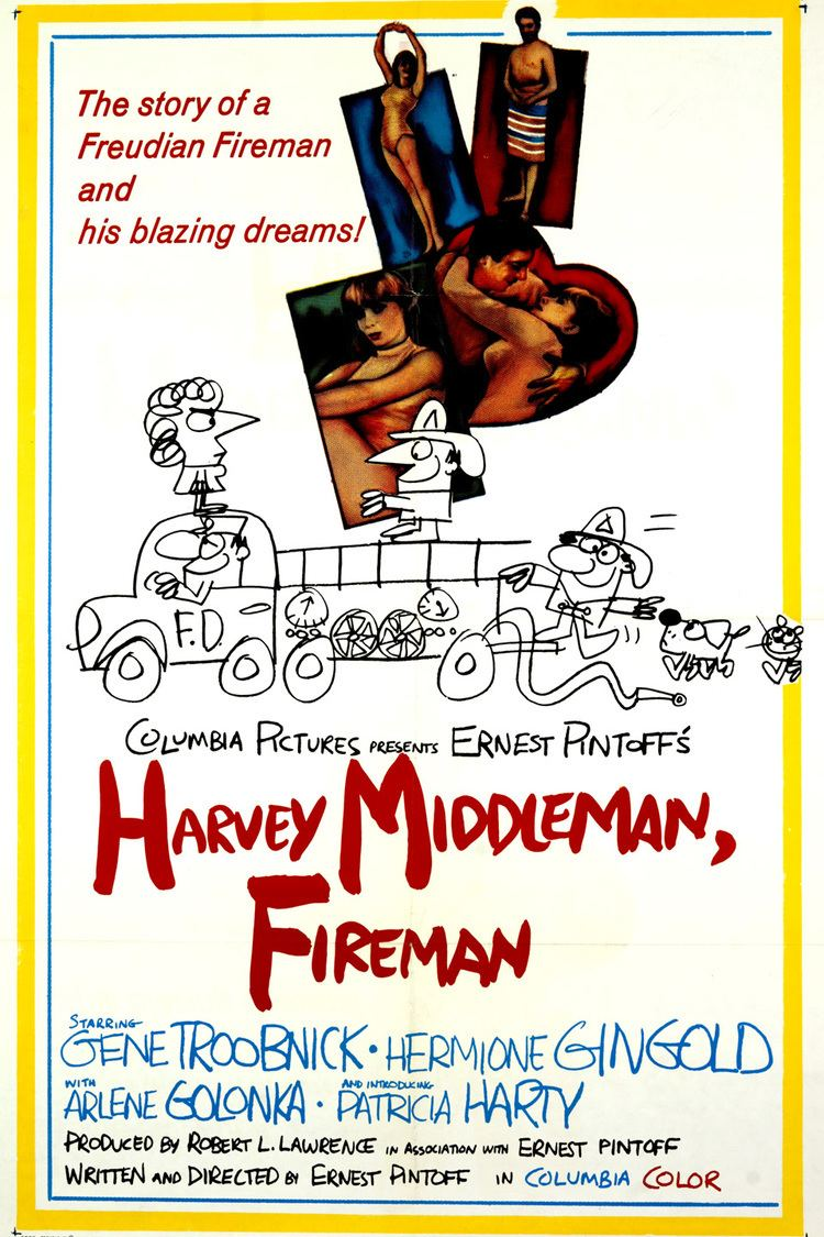 Harvey Middleman, Fireman wwwgstaticcomtvthumbmovieposters47927p47927