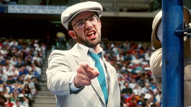 Harvey Wippleman WWEcom Where Are They Now Harvey Wippleman WWE WWE