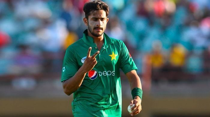 Hasan Ali (cricketer) Hasan Ali breaks into record books with 5wicket haul against
