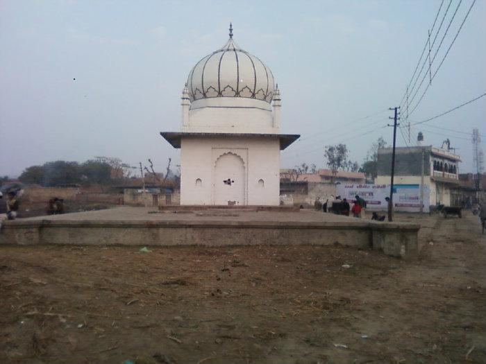 Hasanpur in the past, History of Hasanpur