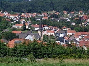 Hasborn-Dautweiler wwwsaarlandbildernetortetholeyhasbornjpg