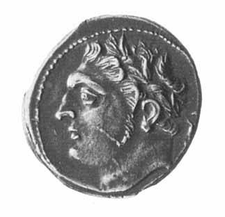 Hasdrubal Barca Ancient North African Coinage