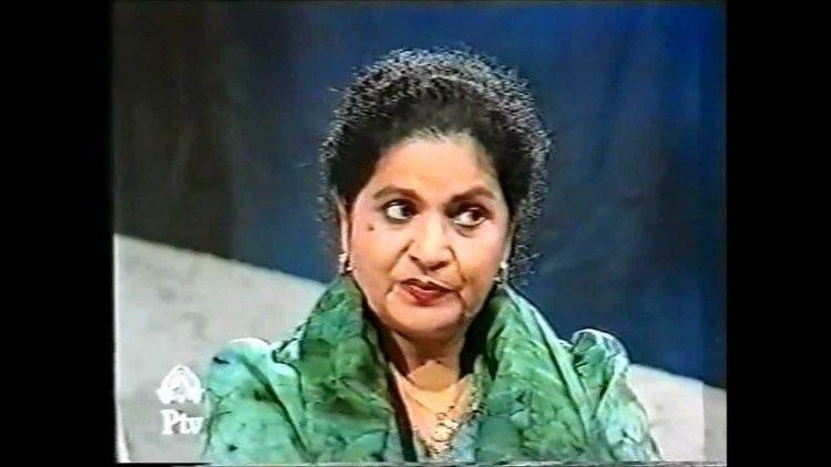 Haseena Moin Haseena Moin On Raj Kapoor YouTube