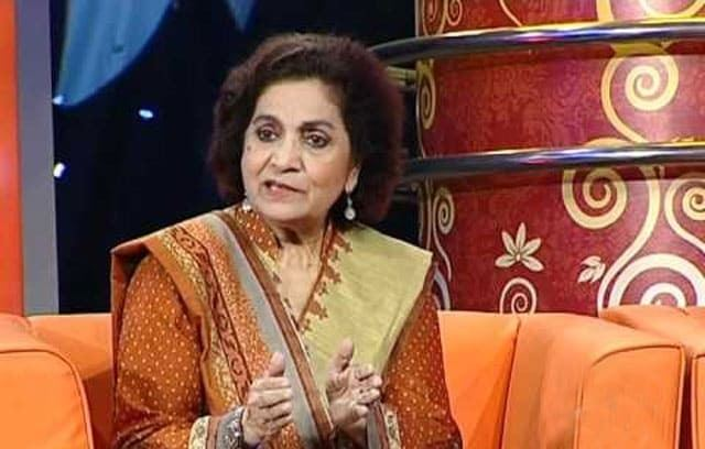 Haseena Moin Haseena Moin Finds Today39s Drama Industry Unsatisfactory