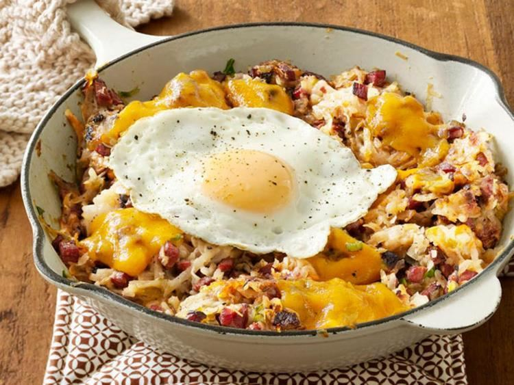 Hash (food) Corned Beef Hash Recipe Food Network