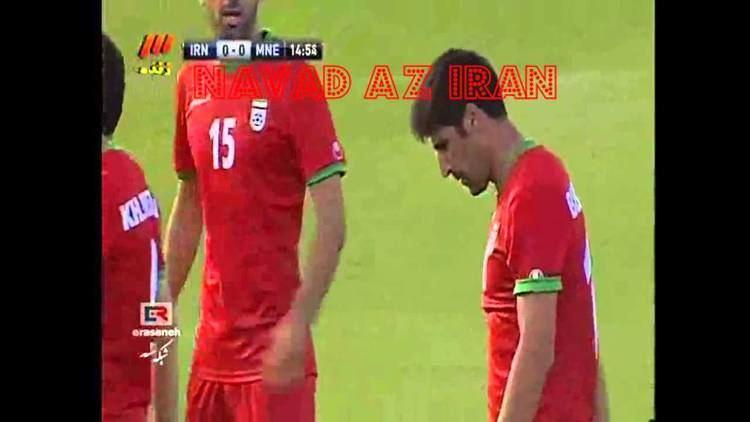Hashem Beikzadeh Hashem Beikzadeh Iran 0 0 Montenegro Football