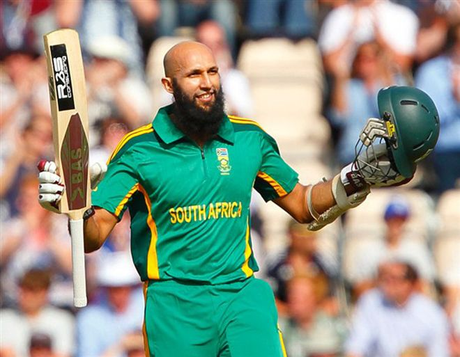 Hashim Amla Becomes Fastest Batsman to Hit 17 ODI Centuries After