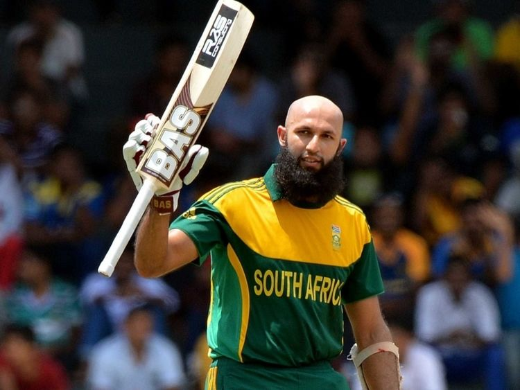 Hashim Amla (Cricketer) in the past