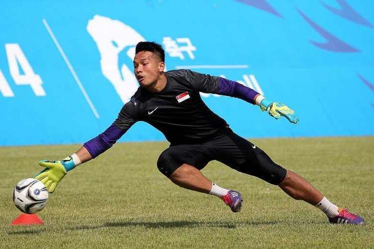 Hassan Sunny Singapores Hassan Sunny features in list of 20 best goalkeepers in