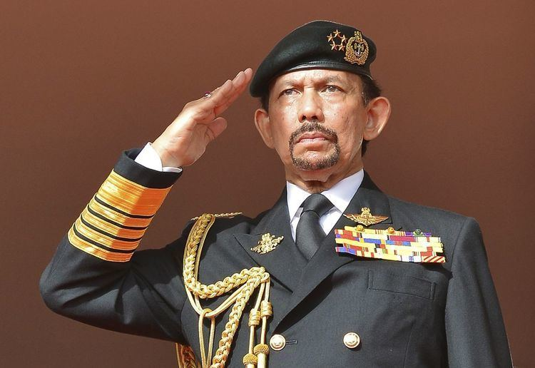 Hassanal Bolkiah Brunei sultan urges country to support Islamic law
