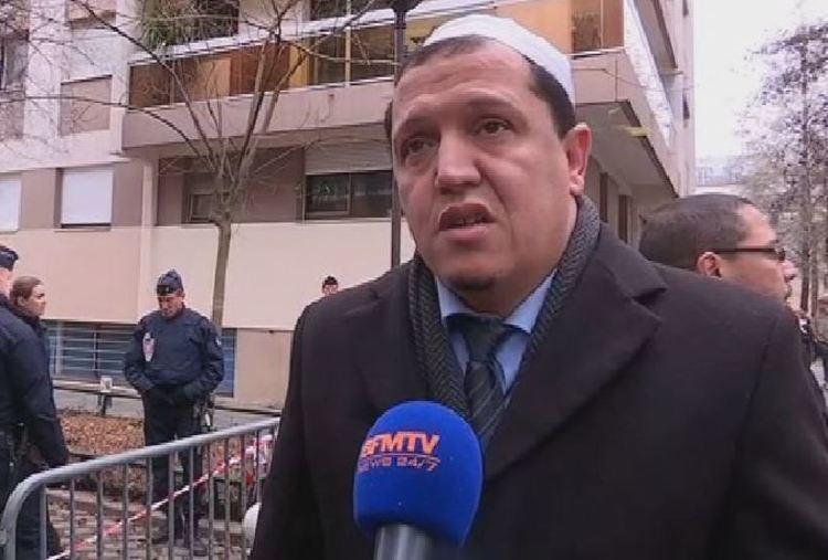 Hassen Chalghoumi La communaut musulmane condamne l39attentat contre Charlie