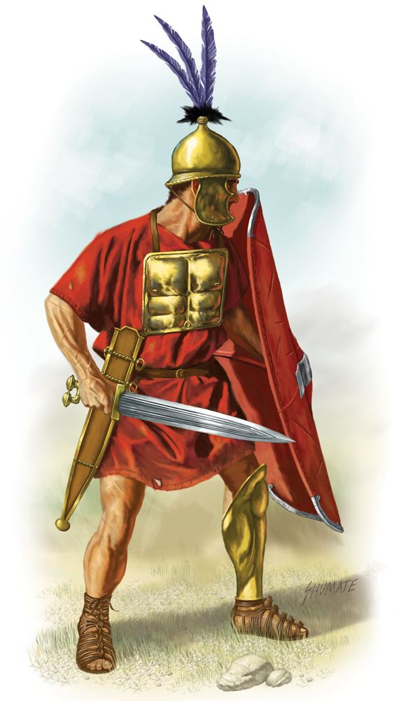 Hastati The Armies of the Roman Republic The Success of the Roman Republic