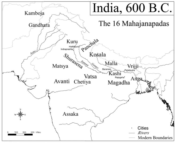 Hastinapur in the past, History of Hastinapur