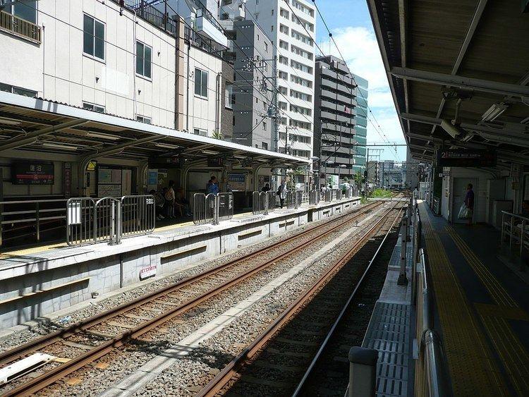 Hasunuma Station