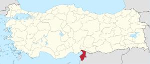 Hatay Province Wikipedia