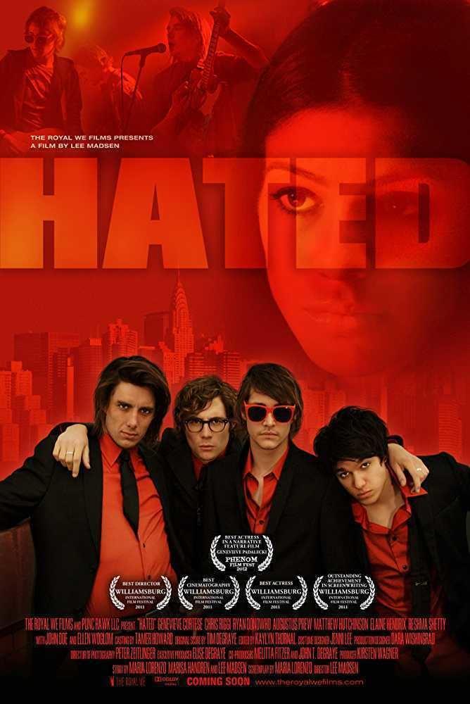 Genevieve Padalecki in Hated (2012)
