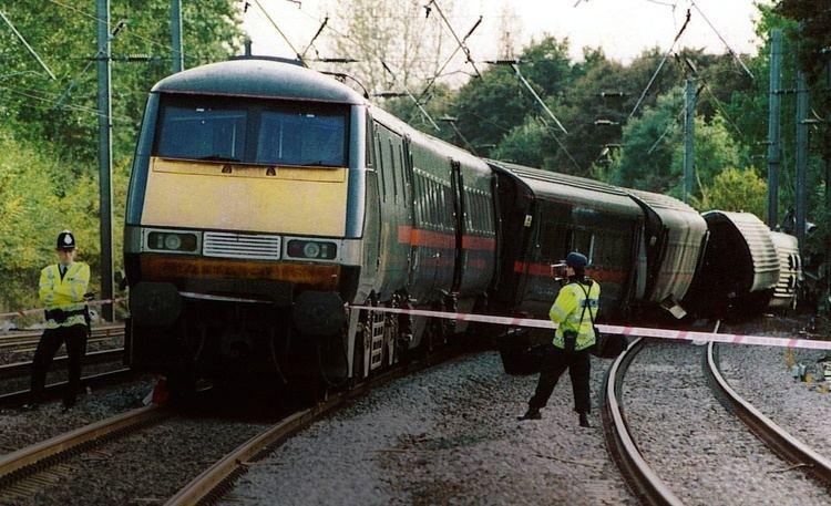 Hatfield rail crash httpswwwnewcivilengineercompictures2000x200