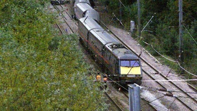 Hatfield rail crash Unions raise safety concerns on Hatfield rail crash anniversary BT