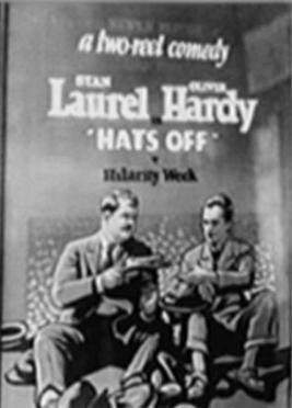Hats Off (1927 film) httpsuploadwikimediaorgwikipediaen77aHat