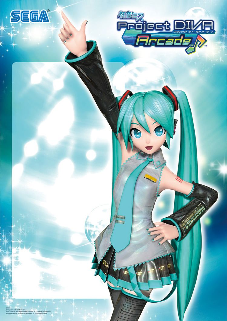 Hatsune Miku: Project DIVA Arcade 1000 images about Project DIVA photos on Pinterest Weekender
