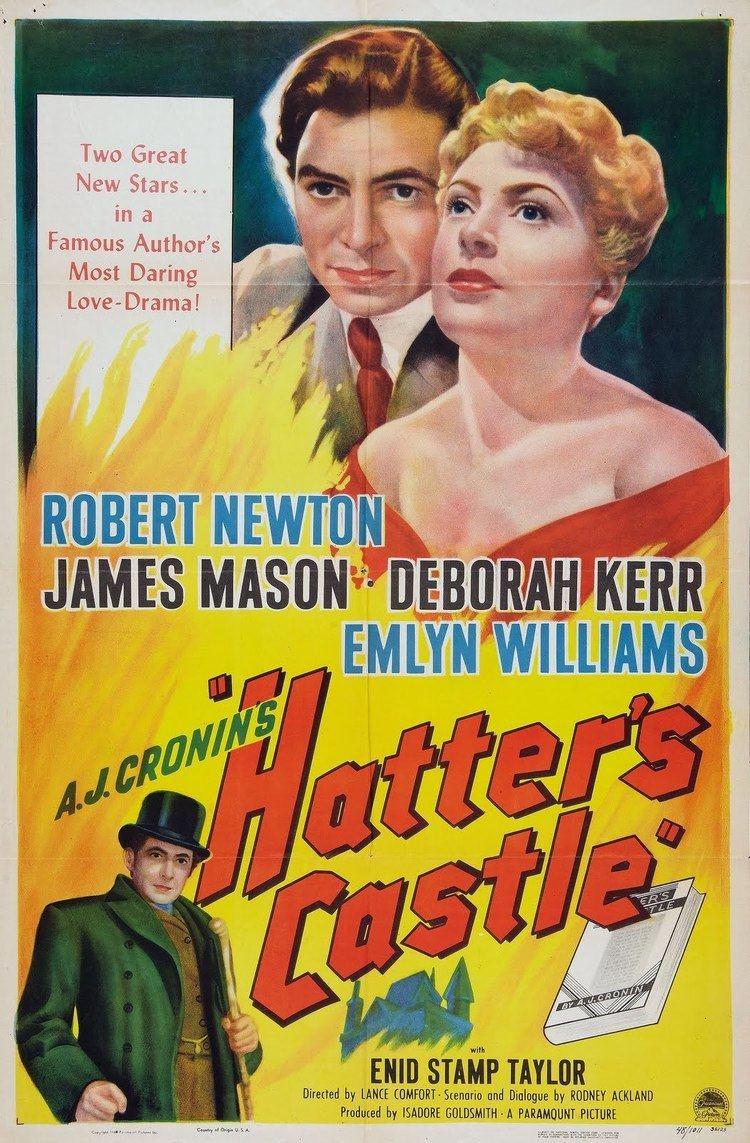 Hatter's Castle (film) Hatters Castle 1942 Film Noir of the Week