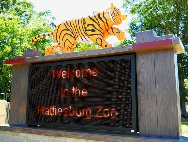 Hattiesburg Zoo