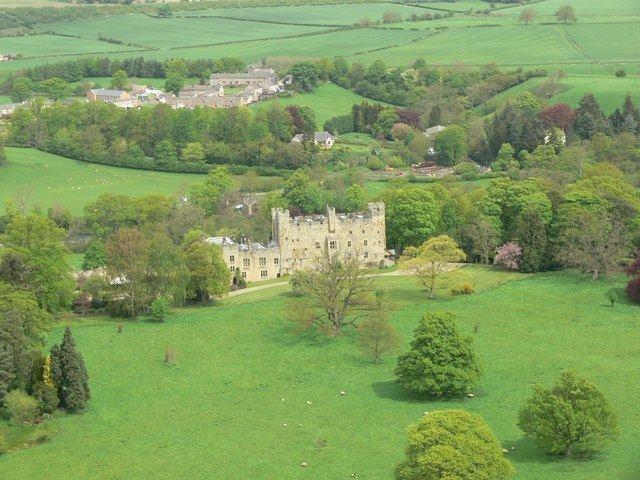 Haughton Castle httpsuploadwikimediaorgwikipediacommons99