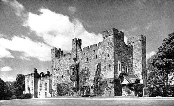 Haughton Castle Haughton Castle Northumberland
