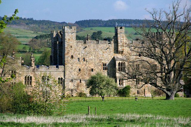 Haughton Castle Haughton Castle