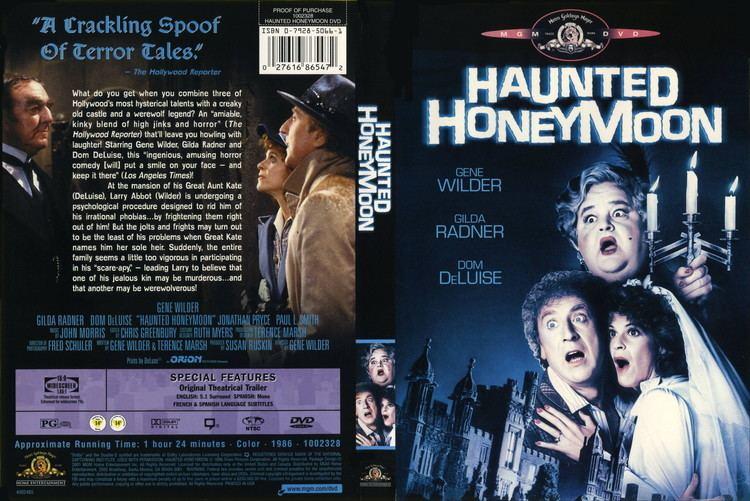 Haunted Honeymoon COVERSBOXSK Haunted Honeymoon 1986 high quality DVD