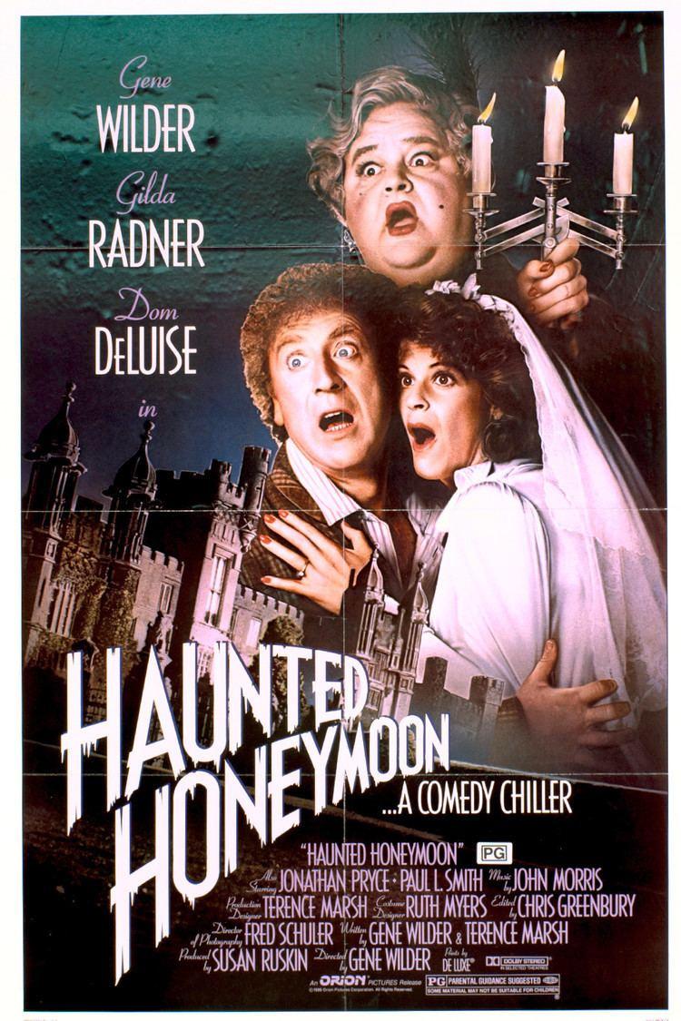 Haunted Honeymoon wwwgstaticcomtvthumbmovieposters9419p9419p