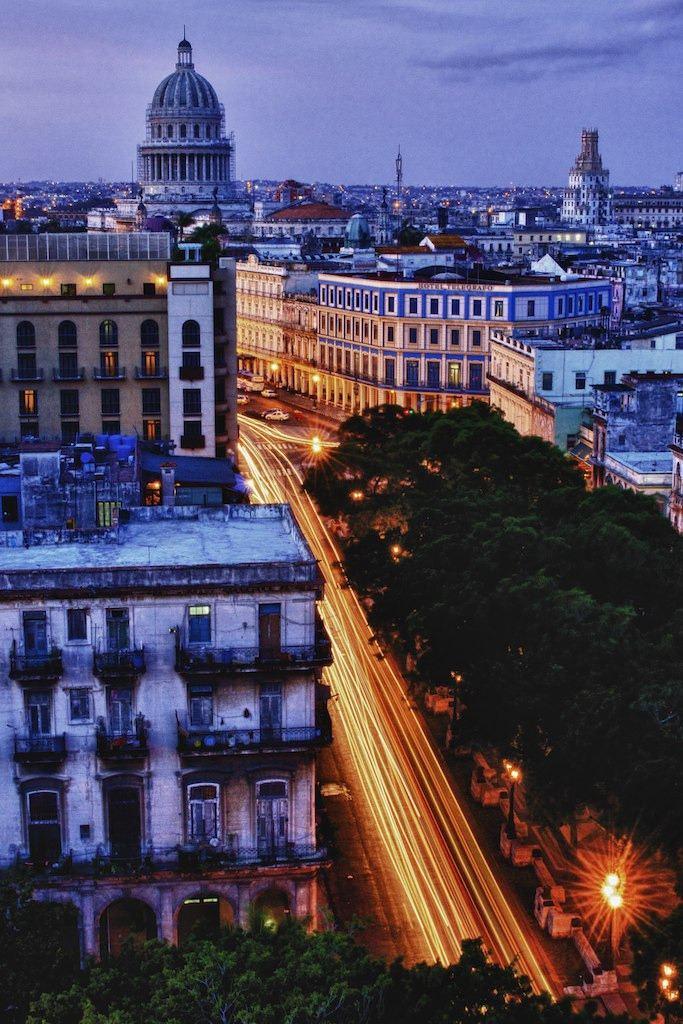 Havana Beautiful Landscapes of Havana