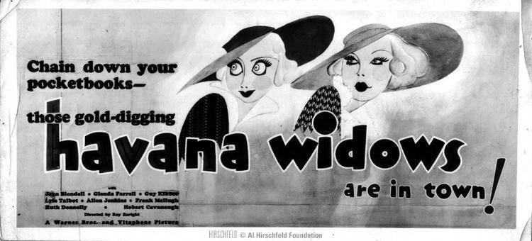 Havana Widows HAVANA WIDOWS wwwalhirschfeldfoundationorg