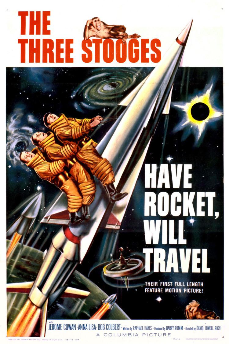 Have Rocket, Will Travel wwwgstaticcomtvthumbmovieposters6114p6114p