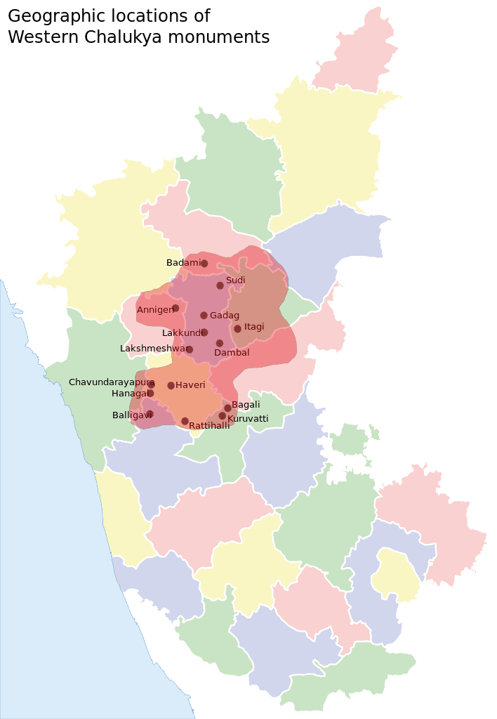Haveri in the past, History of Haveri