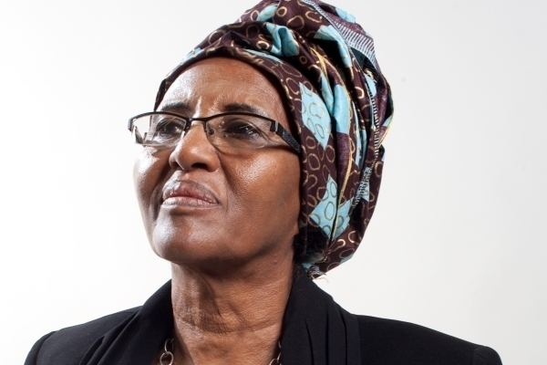 Hawa Abdi The Mother Theresa of Africa Dr Hawa Abdi Provides