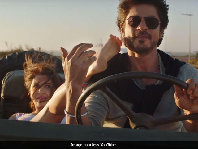 Harry Met Sejals Song Hawayein Shah Rukh Khan And Anushka Sharma