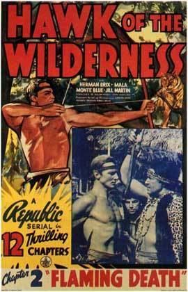 Hawk of the Wilderness Hawk of the Wilderness Movie Posters From Movie Poster Shop