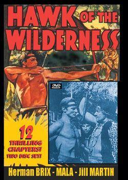 Hawk of the Wilderness Nightveil Media Hawk of the Wilderness DVD